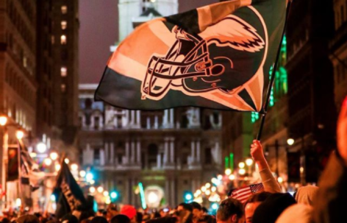 Philadelphia Celebrates Eagles