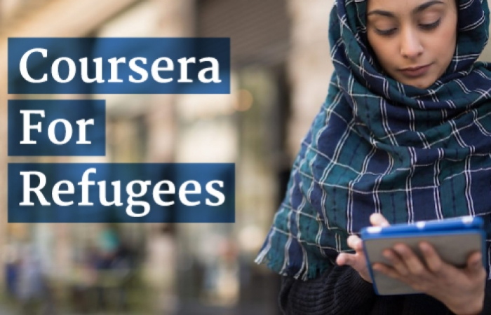 Coursera for Refugees Image